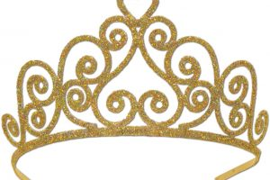 quinceanera crown clipart