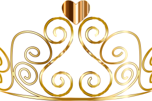 quinceanera crown clipart 4