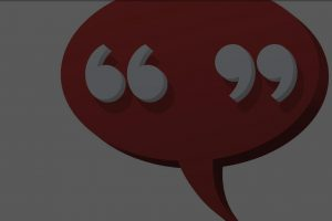 quotation mark clipart