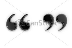 quotation marks clipart 3