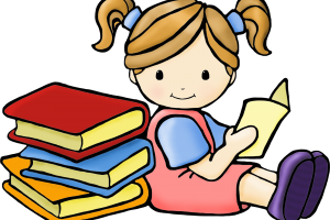 reading clipart images 4