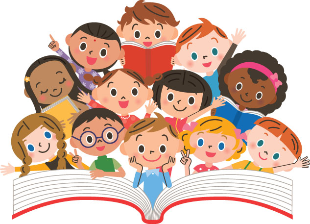 Reading is fun clipart 5 » Clipart Station