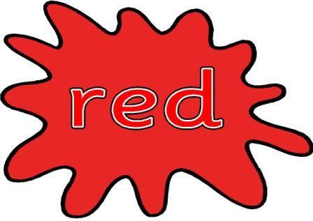 Red color clipart » Clipart Station