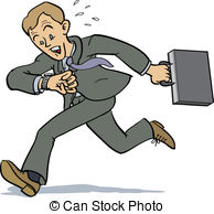 Running Late Clipart 2 Clipart Station