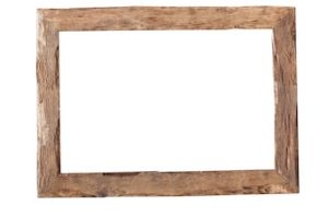 rustic frame clipart 6