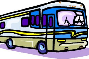 rv camping clipart 5