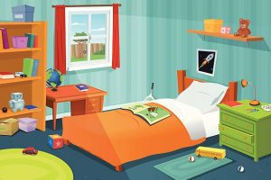 schlafzimmer clipart Beste Room clipart bedroom Pencil and in color room clipart