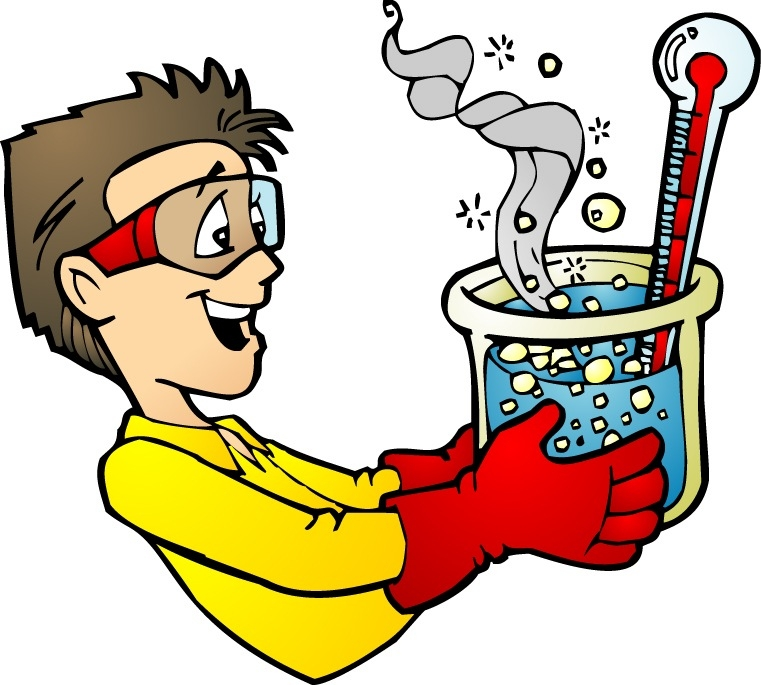 Science experiment. Experiments clipart free download