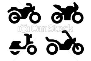 Simple Motorcycle Clipart 2 Clipart Station