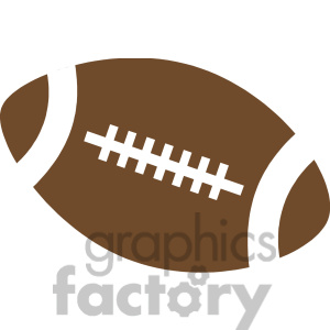 Football small. Clipart station