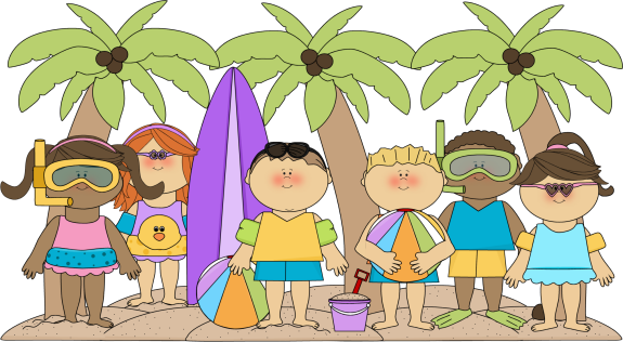 Summer Activities For Kids Clipart 3 Clipart Station