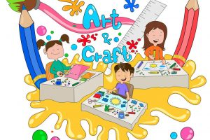 summer activities for kids clipart 7