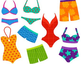 Swimwear Clipart 1 Clipart Station