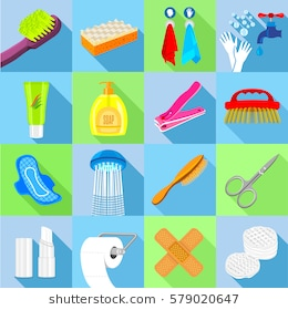 things we use to clean our body clipart 3 clipart station