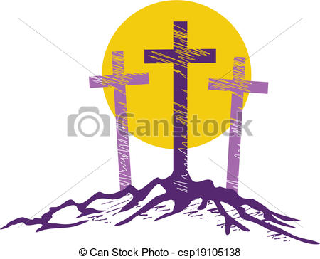 Three Cross Clipart 5 Clipart Station