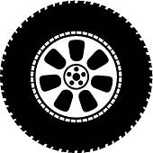 tyre clipart 2