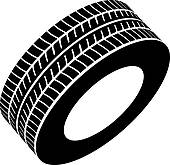 tyre clipart 5