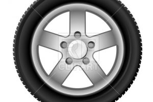 tyre clipart 6