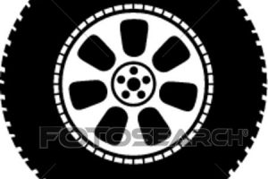 tyre clipart 9