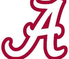 university of alabama clipart 2