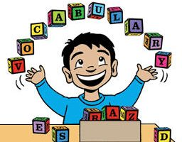 vocabulary clipart 1