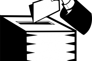 voting box clipart 2
