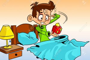wake up clipart 6