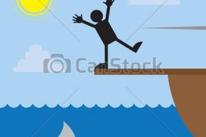walk the plank clipart 5