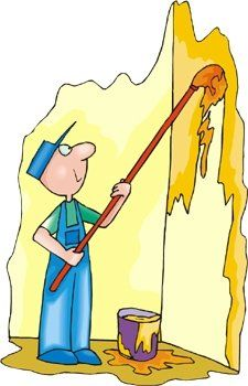 Wall Painting Clipart 3 Clipart Station
