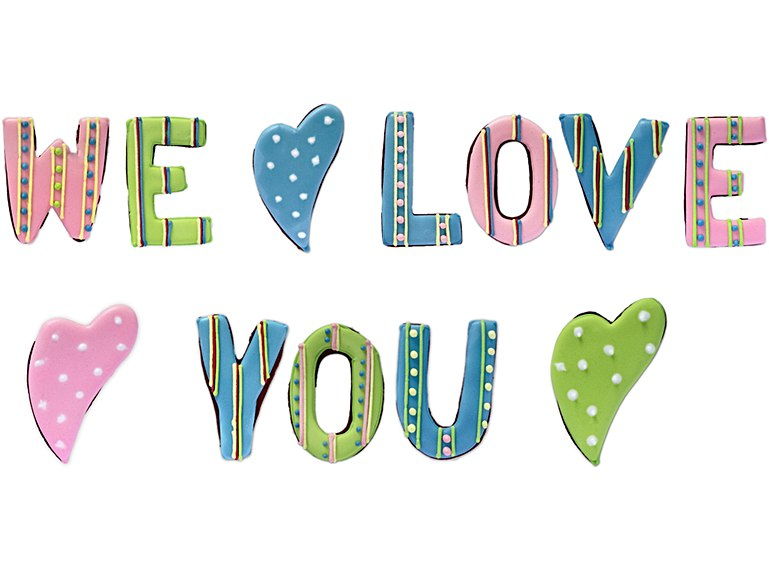 We love you clipart 4 » Clipart Station