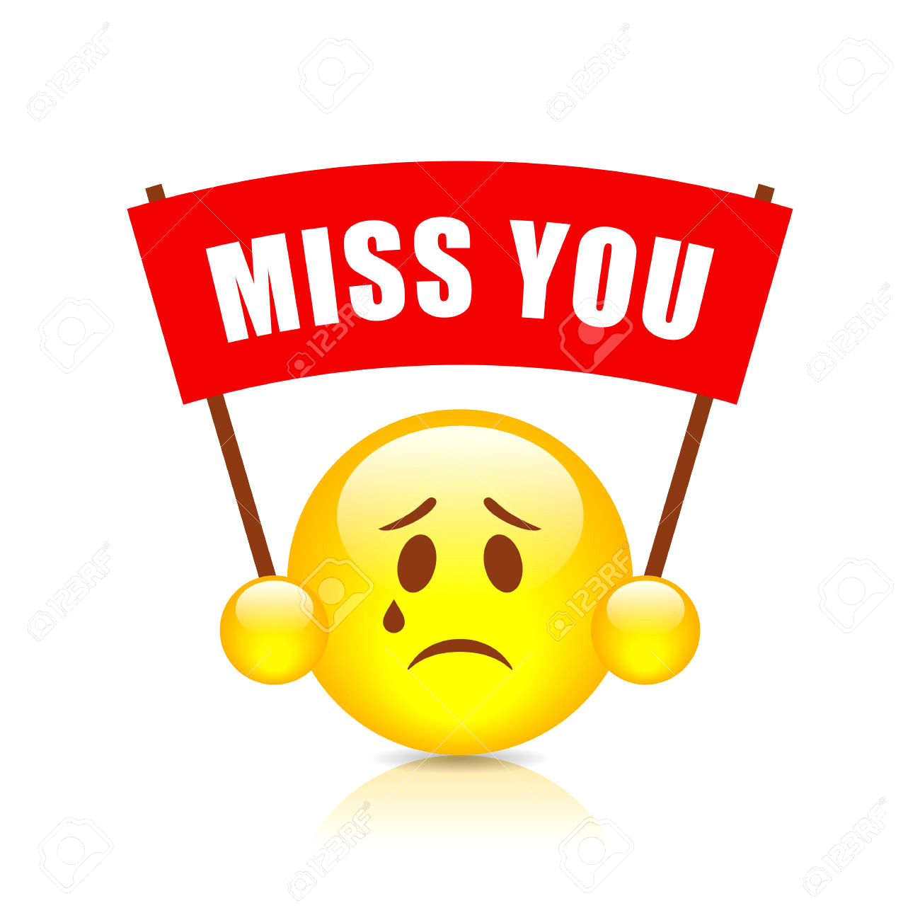 We miss you clipart 9 » Clipart Station