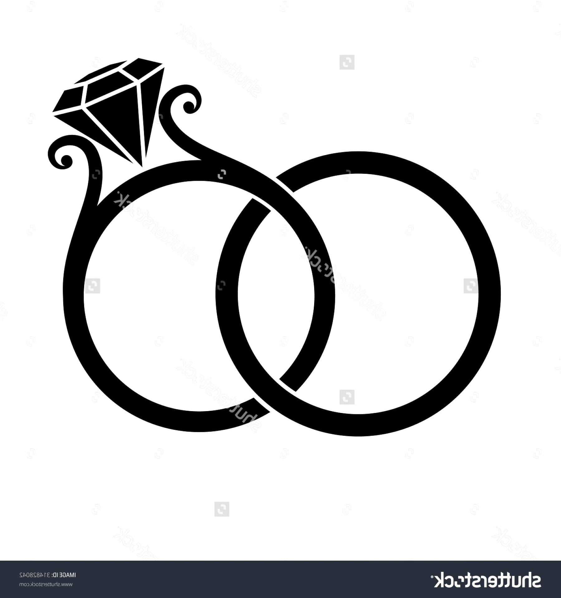 Wedding Rings Clipart.Wedding Rings Clipart Clipart Station