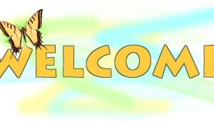 welcome free clipart 3