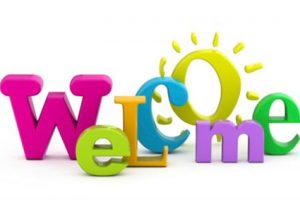 welcome free clipart