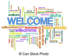 welcome free clipart 6