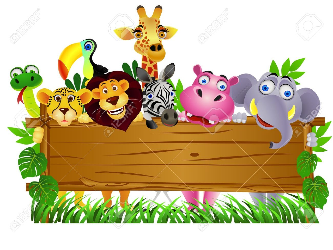 Welcome To The Jungle Clipart 4 187 Clipart Station
