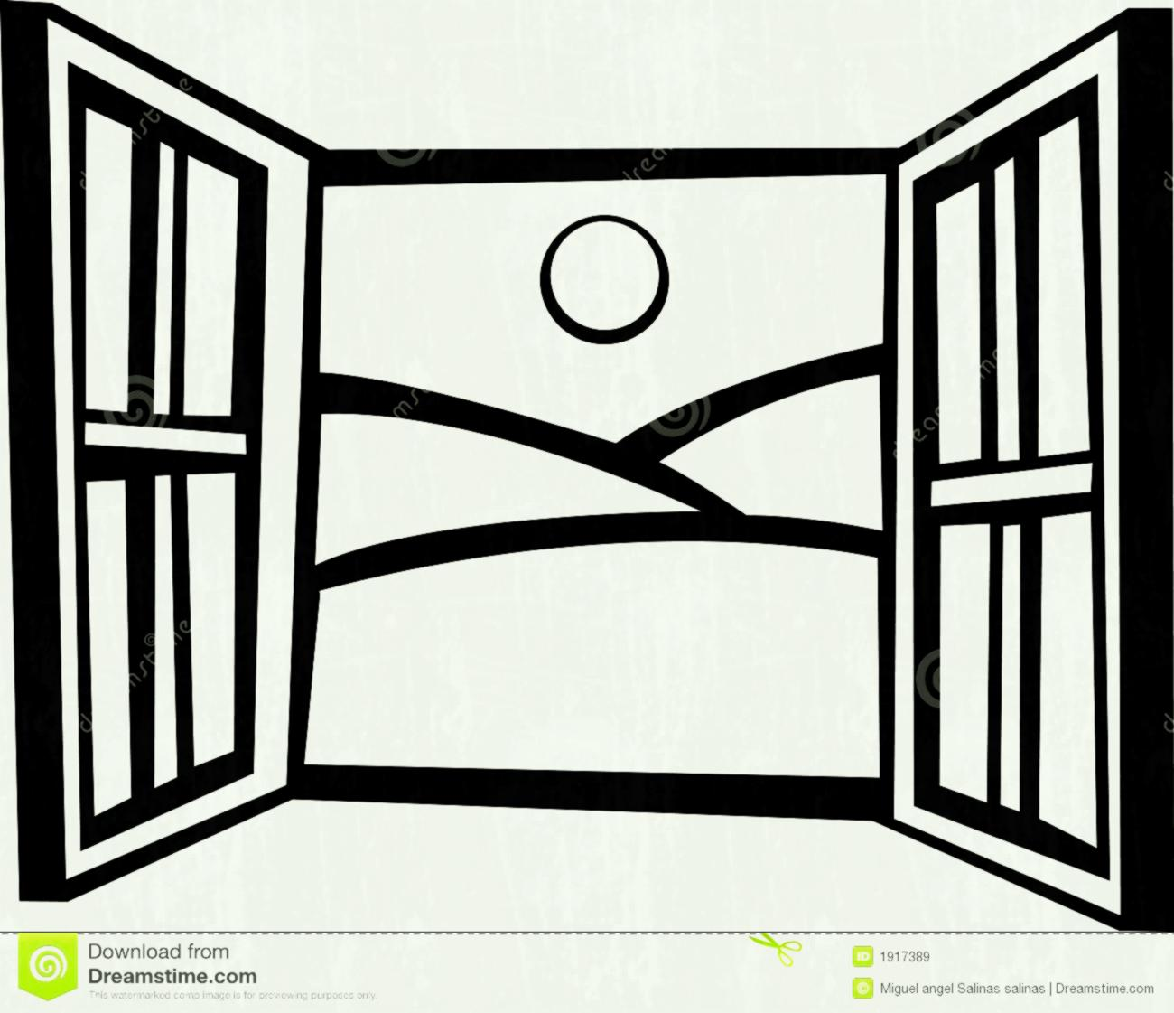 window black and white clipart 5 187 clipart station