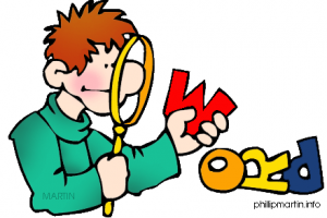 word study clipart