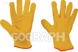 work gloves clipart 7