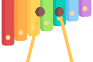 xylophone clipart png 1