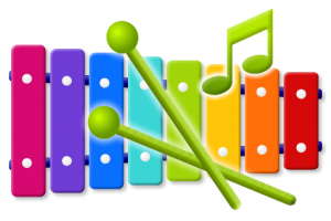 xylophone clipart png 2