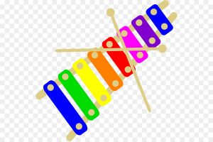 xylophone clipart png 3