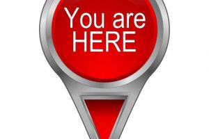 you are here clipart 1