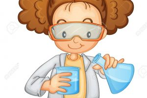 young scientist clipart 2