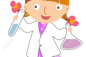 young scientist clipart 5