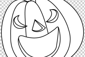 black and white halloween candy clipart 1