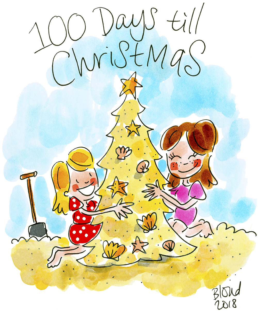 Days until christmas clipart 4