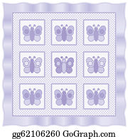 quilt border clipart free 1
