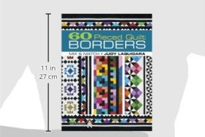 quilt border clipart free 3