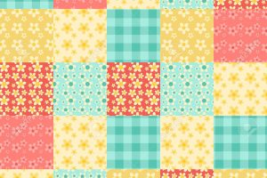 quilt border clipart free 4